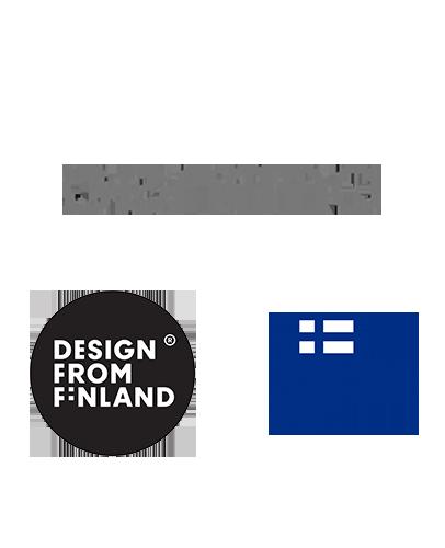Genanon logo, yhteistyössä IV-kymppi